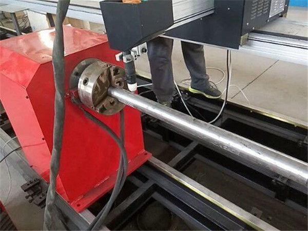 2017 Uus kaasaskantav tüüp Plasma Metal Torude lõikur masin, CNC metalltorude lõikamise masin