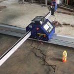 Hiina odavad 1500 * 2500mm metallist kaasaskantav cnc plasma lõikamise masin ce