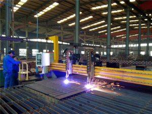 Pukk-CNC plasma lõikamismasin ja terasplaadi leegilõikamismasin
