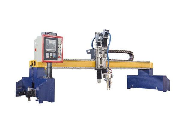 Pukkide tüüpi CNC plasma- ja leegilõikusmasin laevaehituse ehitamiseks firmalt Shanghai Laike - Tayori lõikamismasinad