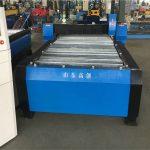 roostevabast terasest / süsinikterasest / rauast valmistatud raskeveokite cnc-toruga plaatmetallist plasma lõikamismasin