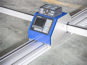 kõrge efektiivsusega cnc-plasma lõikamismasin 0 3500mm / min