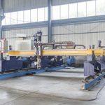 Arukas Gantry tüüpi cnc metallist plaadilõikusmasin automaatne plasma- ja leegilõikurite masin
