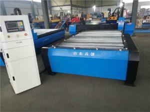 Jinan CE Profession 1325 väike CNC plasma lõikamismasin
