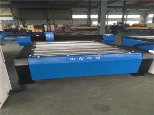 Uus projekteeritud CNC-lõikamismasin metall-leht-CNC-plasmalõikamismasinale