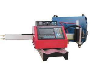 kaasaskantav cnc plasma lõikamismasin automaatne gaasilõikamise masin terasest rada