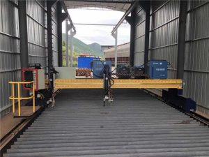 teraspleki 1500x3000mm suurusega cnc plasma lehtmetalli lõikamismasin