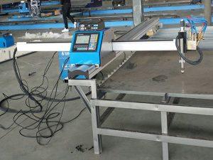 Hiina tarnija kiire kaasaskantav cnc plasma lõikamise masin Hiinas