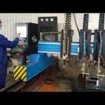 raskeveokite pukk-cnc plasma lõikamismasina metallide automatiseeritud tootmine
