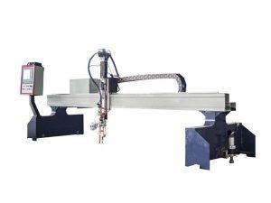 ülitõhus pukk-cnc-plasma lõikamismasin - cnc-leegi lõikamismasin