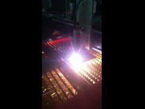 tööstuslik cnc-plasma lõikamismasin, mis varustab kvaliteetset plasmavõimsust
