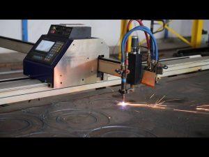 madala hinnaga grantry tüüpi kaasaskantav mini cnc plasma lõikamismasin