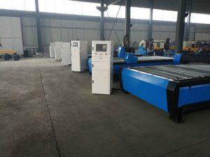 metallist odav CNC plasma lõikamismasin Hiina 1325 / CNC plasma lõikamise masin