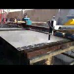 metallist terasest lõikamismasin mini kaasaskantav leek, plasma lõikamismasina hind