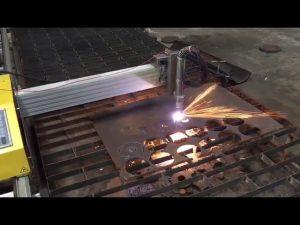 kaasaskantav cnc leegiga plaasterlõikusmasin hüpertermiga 45