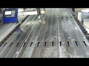 kaasaskantav cnc plasma lõikur cnc leegi lõikamise masin metalli jaoks
